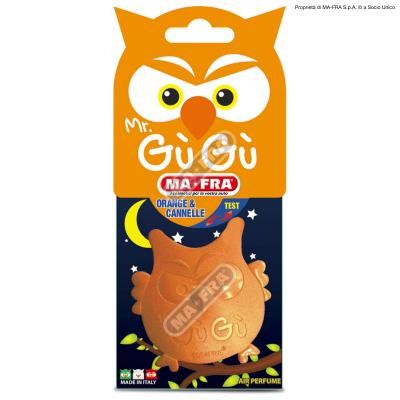 3 X Mr. GùGù - orange Orange&Zimt